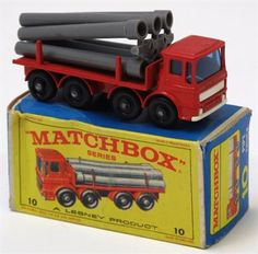 Lot 122 – Matchbox Lesney 1:75 Regular – Vintage and Collectible Toys 02 Apr 2014 http://www.candtauctions.co.uk/