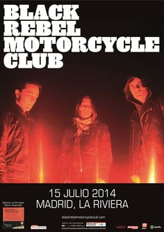 BLACK REBEL MOTORCYCLE, Madrid 2014