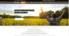 church web design - Google Search