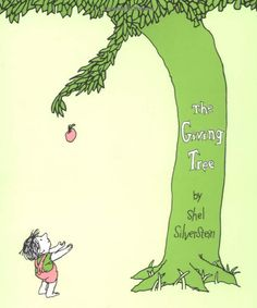 The Giving Tree, by Shel Silversteen | 17 Funny And Thoughtful Books For Children Under 5