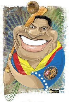Bob Abreu. Pelotero venezolano