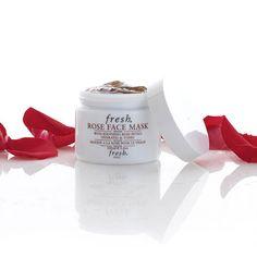 Rose Face Mask #FreshBeauty