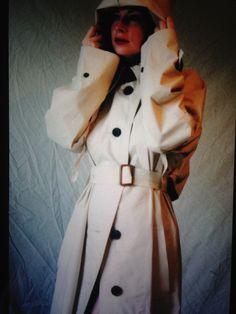 Mackintosh Raincoat, Rubber Raincoats, Trench, Women Wear, Lady, How To Wear, Jackets, Vintage, Fashion