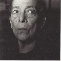 Diane Arbus | Diane Arbus, Helen Weigel, Berlin Est 1971