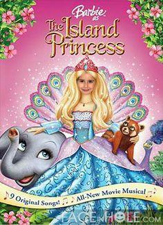 Fotoefectos Princesa Barbie para componer gratis online de manera muy sencilla.