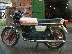 1980 Yamaha RD250E