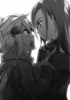 Sinon (Asada Shino) & Kirito (Kazuto) - By Sword Art Online ღ