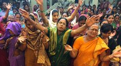 """CHRISTIANITY IN INDIA IS GROWING FASTER THAN LEADERS WILL ADMIT - How India's """"Untouchables"""" Are Stirring a Spiritual Revolution"""