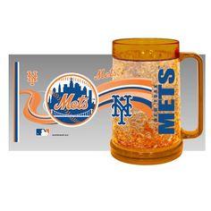 New York Mets Crystal Freezer Mug - Full Color #NewYorkMets