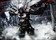 Assassin by Broly1337 on DeviantArt