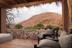 Hotel pascual andino, san Pedro de Atacama/ arquitecto sonia Gavilan