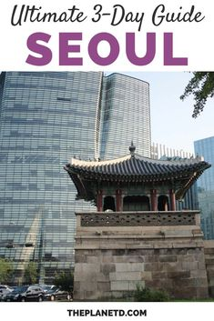 How to spend 3 days in Seoul, South Korea. Top things to do from a traditional Hanok house to Hongdae Nightlife, and Korean food. The perfect amount of time in Seoul, this itinerary will help you make the most out of your trip. Travel in South Korea. | Blog by the Planet D #Travel #SouthKorea | things to do in seoul | seoul travel | seoul korea travel | seoul korea photography | seoul food