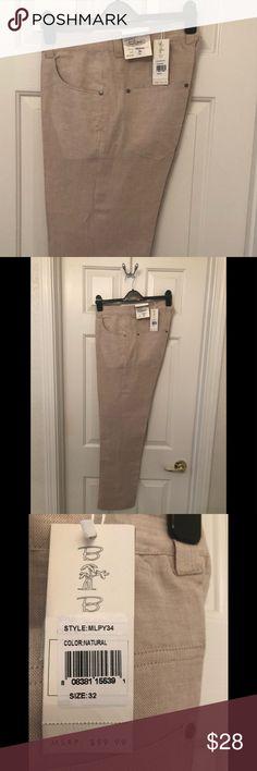 7b3e347ad424 Bohio Men s Light Tan Linen Pants These linen cotton blend pants are super  light and comfortable