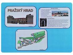 Poznáváme Prahu - Pražský hrad - UnoDuo.cz
