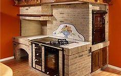 Caminetti per Cucinare, Costruzione Caminetti per Cucinare