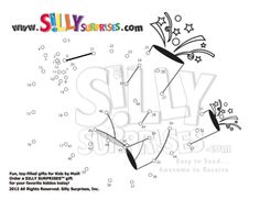 Free Activity Pages at www.sillysurprises.com     SILLY SURPRISES (fun, toy-filled gifts for kids by mail)