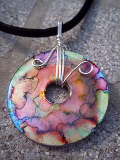 washer necklaces - Buscar con Google