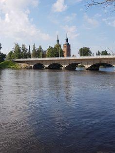The bridge of Vammaskoski