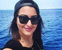 Travel Diary: Sonakshi Sinha Chilling Like A Boss On The Beaches Of Maldives! Bollywood Actors, Bollywood News, Bollywood Fashion, Hot Selfies, Sonakshi Sinha, Selfie Time, Most Beautiful Indian Actress, Hottest Pic, Outfits