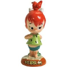 Westland Giftware The Flintstone's Pebbles Ceramic Bobble Head Figurine, -- Quickly view this special product, click the image : Christmas Decorations Pebbles Flintstone, Wilma Flintstone, Westland Giftware, Fantasy Dragon, Christmas Decorations, Christmas Ornaments, Pink Zebra, Child Doll, Bobble Head