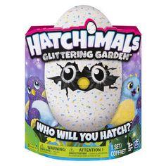 Hatchimals Glittering Garden Surprise Egg