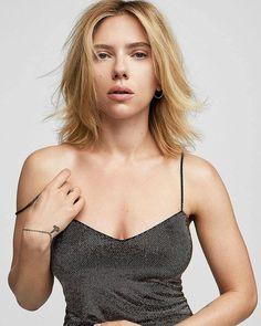 Scarlett Johansson Sexy in Marvel Studios' Black Widow - Official Teaser Trailer