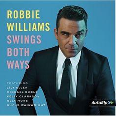 Swings Both Ways [Vinyl LP] - Robbie Williams