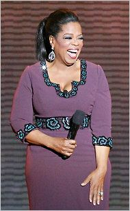 """After 25 seasons the finale episode of """"The Oprah Winfrey Show"""" airs today. Oprah talks about moving to a new platform from broadcast to cable, and her viewers talk about following her anywhere."""