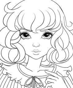 "Feel free to color the picture if you like it (just click ""download""). But please link it back to me, so I can fav it! ^^ Leila's beauty is perfect as a doll's. Hence you can see my inspiration. An..."