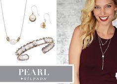 Pearls please!!  www.mysilpada.com/Lori.dernehl