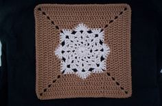 Ravelry: Square 96 pattern by Jean Leinhauser