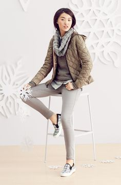 Bernardo PrimaLoft® Hooded Jacket (Regular & Petite)