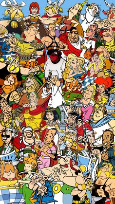 Calvin And Hobbes Comics, Snoopy Comics, Funny Comics, Cartoon Crazy, Cartoon Art, Asterix E Obelix, Garfield Cartoon, Caricature, Jordi Bernet