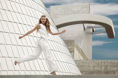 White on White Shape Magazine Graphic Fashion Editorial Olga Voronova Model | NEW YORK FASHION BEAUTY PHOTOGRAPHER- EDITORIAL COMMERCIAL ADVERTISING PHOTOGRAPHY