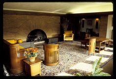 Darwin D. Martin House. Buffalo, New York. 1903-06. Frank Lloyd Wright. Prairie Style