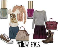 """Color en mis uñas"" by lablem on Polyvore"
