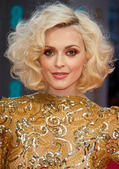 #BAFTAs 2014 Red Carpet Stunned By Fearne Cotton: She Is Wearing a WilliamVintage Gown