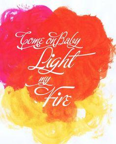 Light My Fire. The Doors 1967