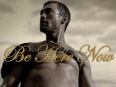 Be Here Now – The Andy Whitfield Story by Lilibet Foster, via Kickstarter.