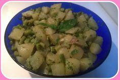 No gluten! Yes vegan!: Insalata di patate ed asparagi