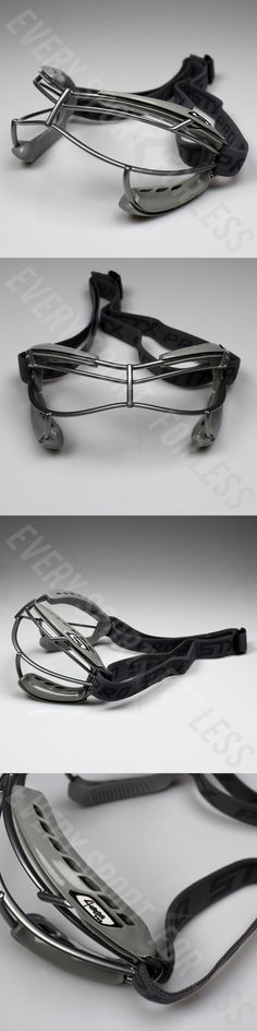 Protective Gear 62164: Stx 4Sight Pro Womens Lacrosse Goggles Osfm - Grey (New) -> BUY IT NOW ONLY: $64.99 on eBay!