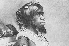 Behold! The Heartbreaking, Hair-Raising Tale Of Freak Show Star Julia Pastrana, Mexico's Monkey Woma | Pinned by http://www.thismademelaugh.com