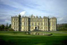 Longleat House, Wiltshire - seat of the the Marquess of Bath