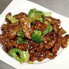 Beef & Broccoli in the Crock Pot