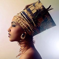 Worldly Seb recreated Nefertiti