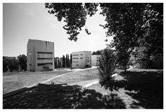 |pt| As torres.  |eng| The towers.  © Rui Pedro Bordalo  #architecture #arquitetura #fotografia #photography #siza #sizavieira