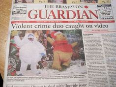 The Violent Crime Duo