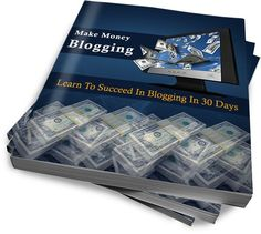 """Make Money Blogging –  Learn To Succeed In Blogging In 30 Days!"" Scroll Down This Page To Download Your FREE Report   You Can Succeed In Make Money With Blogging Fast Only If You Apply These Easy Tactics… With Blogging It's The Fastest & Easiest Business You Can Start With! The Power Of Blogging – […]"