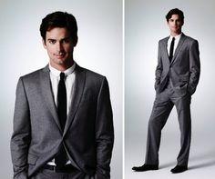 Matt Bomer - gotta love a guy in a nice suit