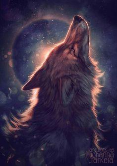 Wolves art